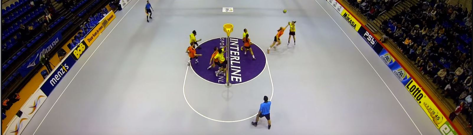 Image match de Korfbal